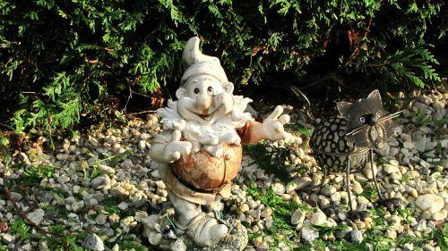 dwarf gnome nature spirits