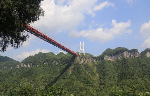 dwarf walled bridge dwarf village suspension bridge