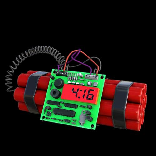 dynamite  explosive  bomb