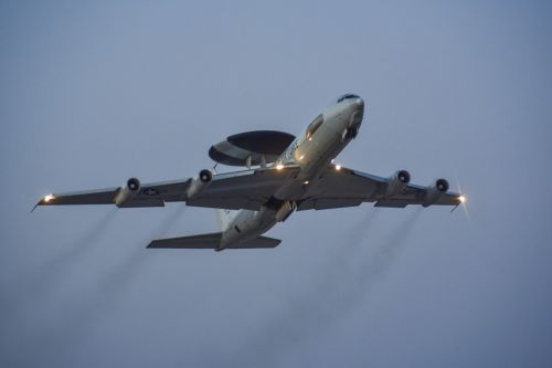 e-3 awacs airborne warning and control system
