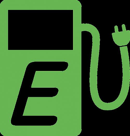 e-gas station e mobility e car