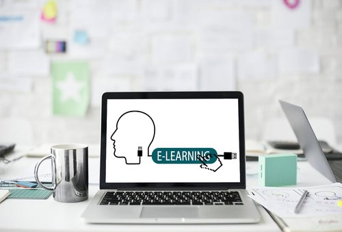 e-learning  training  school