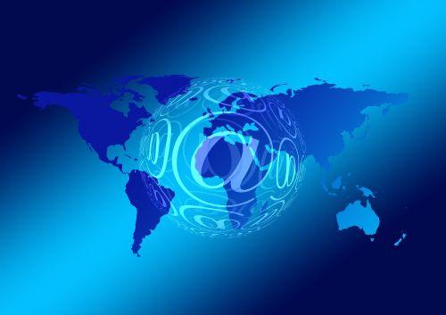 e mail earth world