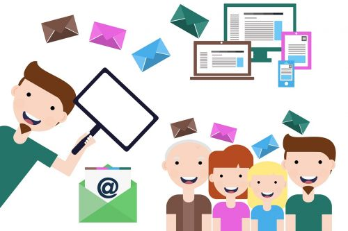 e-mail marketing online marketing newsletter