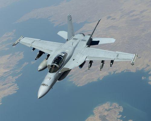 ea-18f super hornet royal australian air force jet