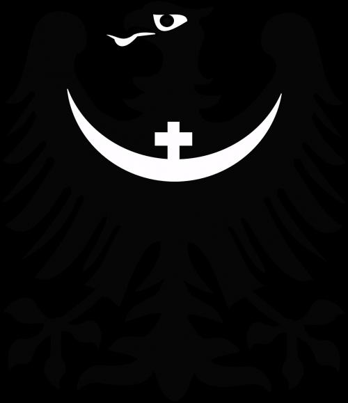 eagle cross crescent
