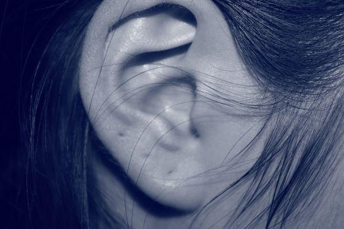 ear girl pierced