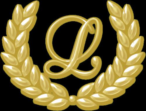 laurels luxuries plate