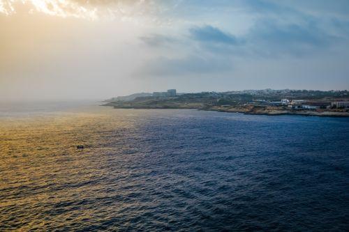 Early Morning In Malta