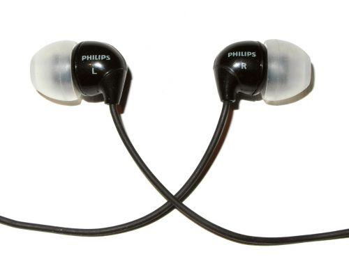 earplugs headphones in-ear headphones
