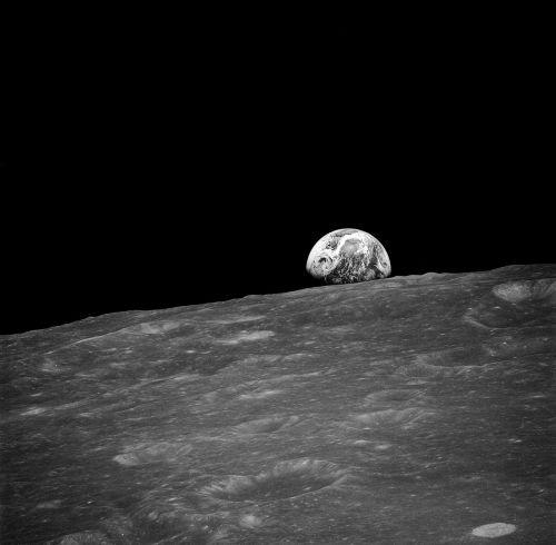 earth soil creep moon