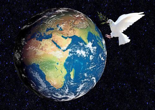 earth globe world