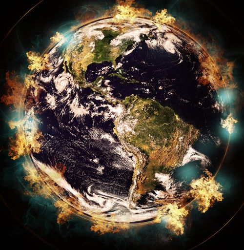 earth destruction environment