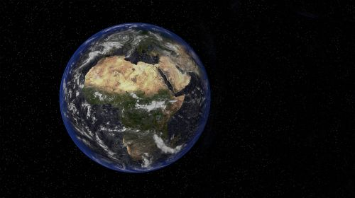 earth space small