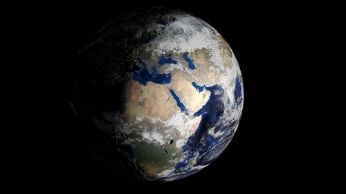 earth world globe