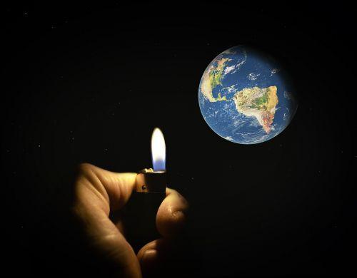 earth lighter planet