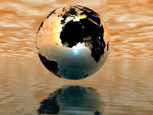 earth globe ball