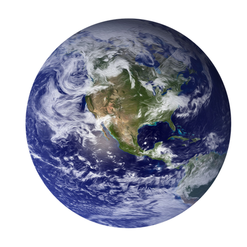 earth  stylized earth  nice earth