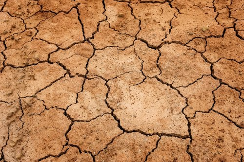 earth  drought  ground