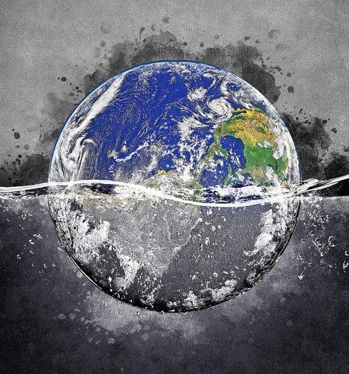 earth  global warming  calamity