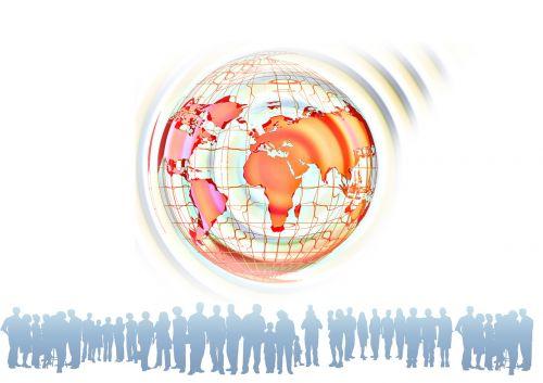 earth globe personal