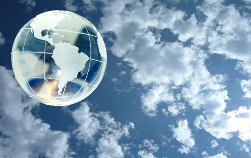 Earth Metaphor Clouds