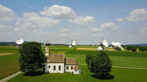 earth station antennas radio antenna