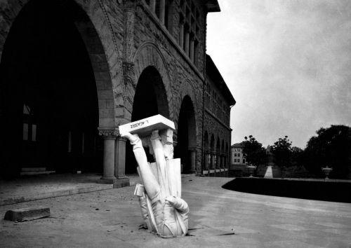 earthquake louis agassiz statue