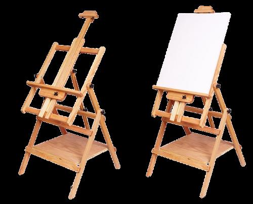 easel art creativity