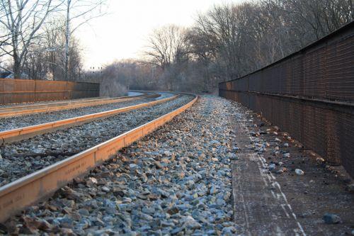 Eastbound Rails