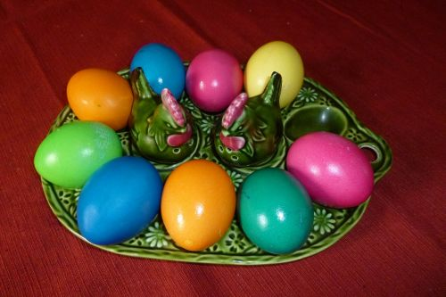 easter egg colorful