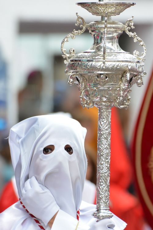easter spain procession