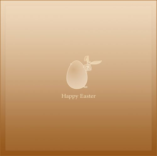 easter happy easter greeting card