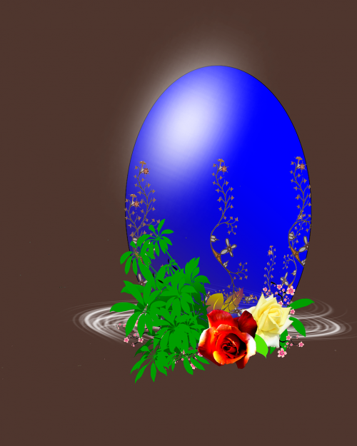 easter observance egg