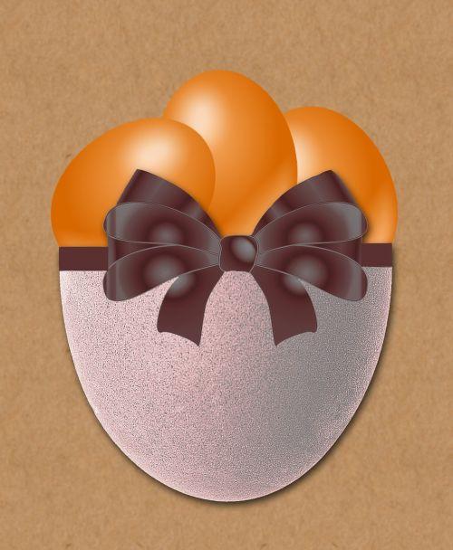 easter easter egg easter nest