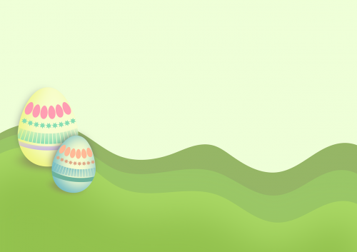 Velykos,Velykinis kiaušinis,pääriäiskoriste,kiaušinis,žolė,nemokama vektorinė grafika