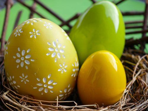 easter easter eggs decoration