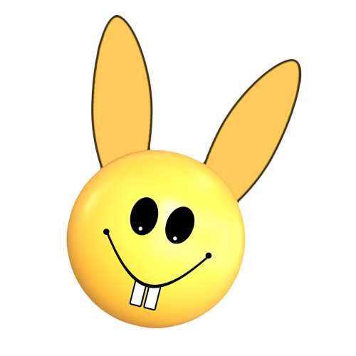 easter smiley smile