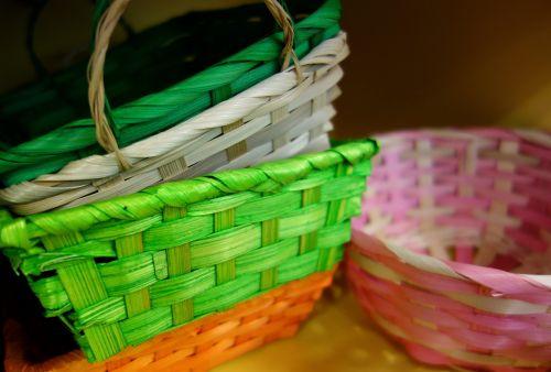 easter easter baskets osterkorb