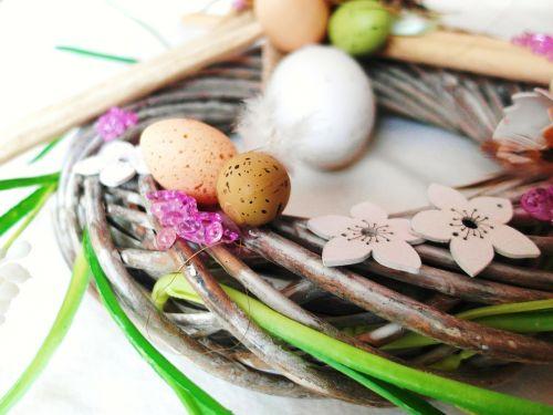 easter easter eggs art
