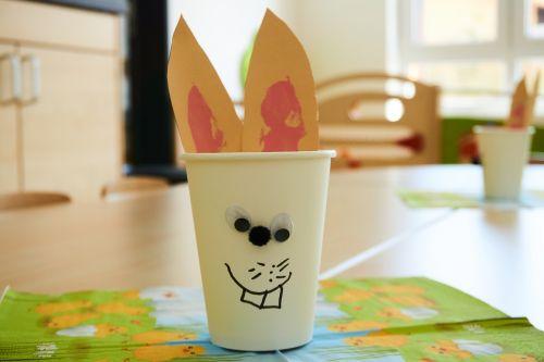 easter easter bunny kindergarten