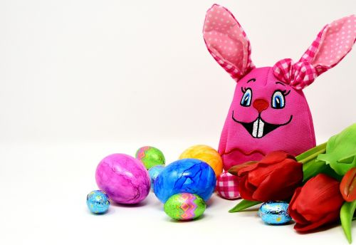 easter easter bunny colorful