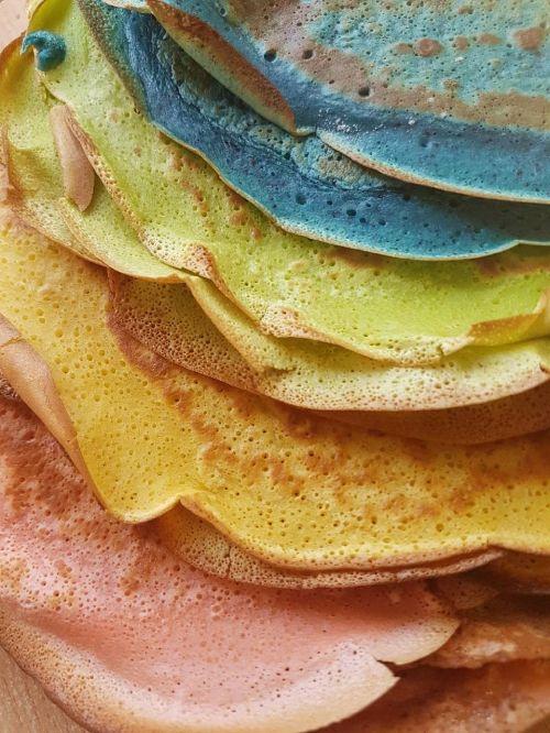easter pancakes food