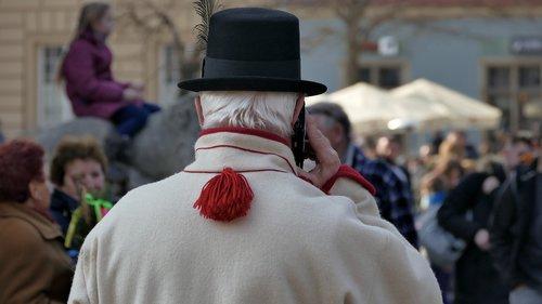 easter  kraków  hat