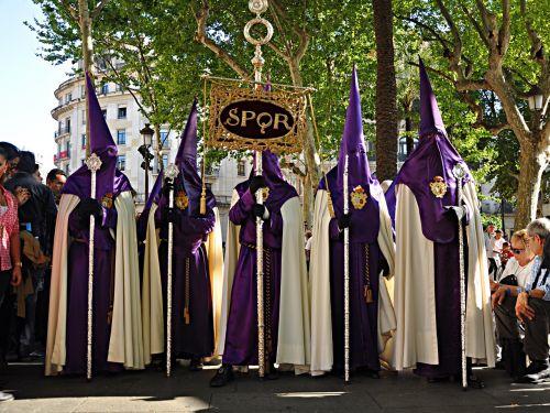 easter seville festival