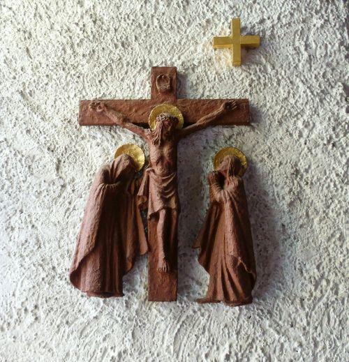 easter cross faith