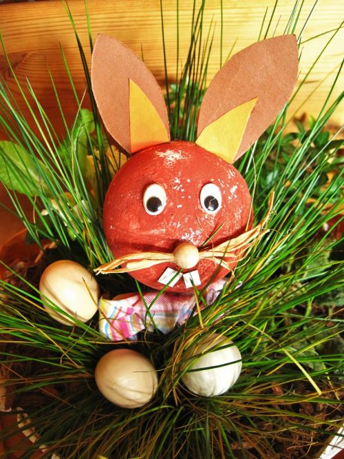 easter bunny easter decor creative