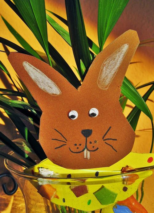 easter bunny easter decor bunny