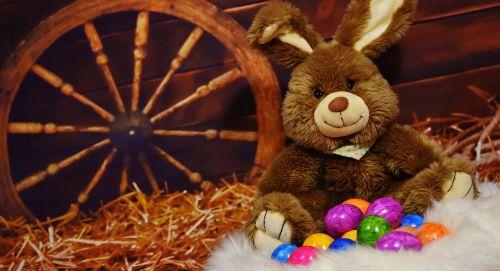 easter bunny easter plush