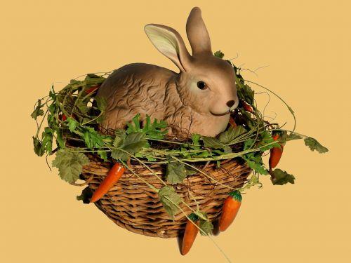easter bunny easter easter decoration